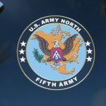 New Seal for 5th Army North symbolically declares North American Union