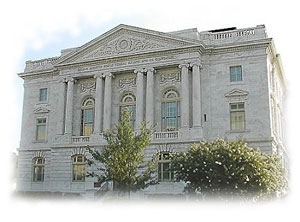 Federal Court House in Columbus, GA