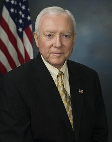Senator Orinn Hatch (R-UT)
