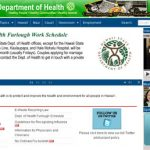 HI Department of Health refuses OIP's request