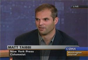 Matt Taibbi, never one known to mince words, can't deny Obama betrayed his supporters.