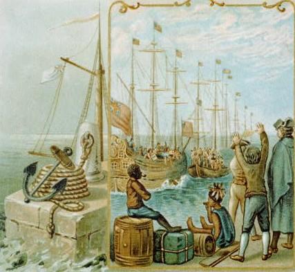 Let's establish the American Tea Party