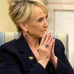 Arizona Governor fights back against the Obama regime