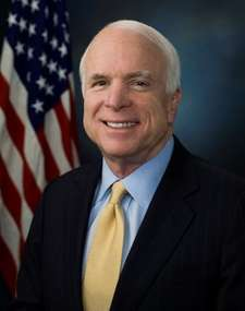 John McCain ran for president in 2000 and 2008, but was he eligible?  Why didn't he question Obama's eligibility?