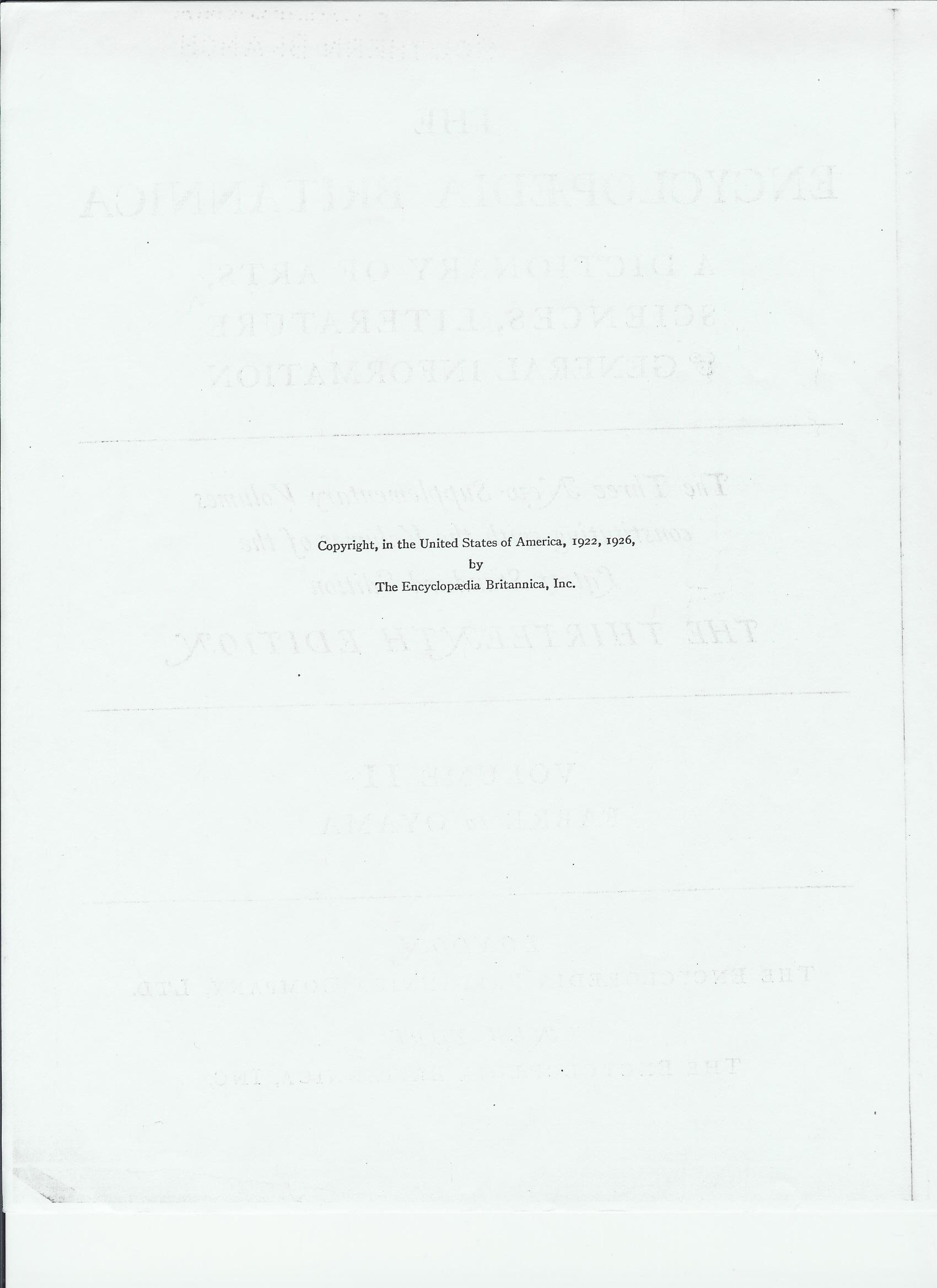 Copyright Encyclo