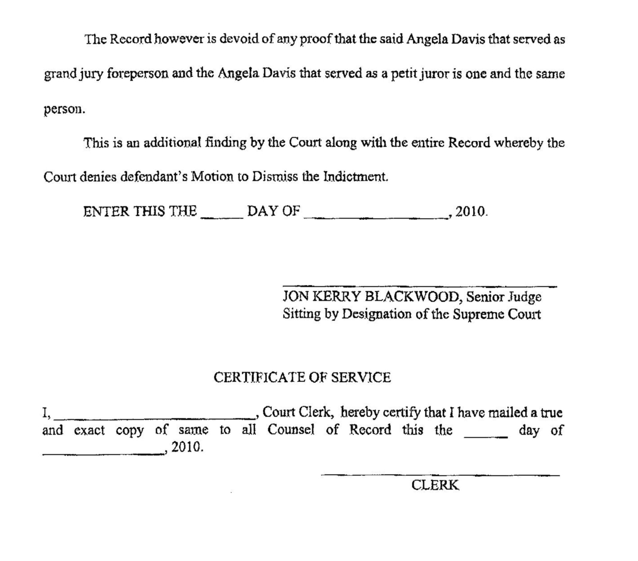 Angela Davis service page 2 Enlargement