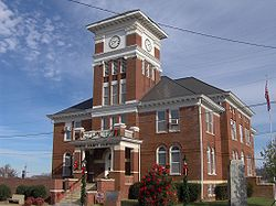 Monroe County Courthouse2