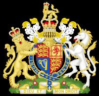 Coat of Arms Queen Elizabeth