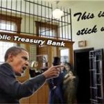 Robbing the Bank – Too Many Times!