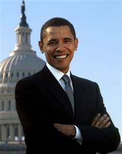 Obama with arms crossed
