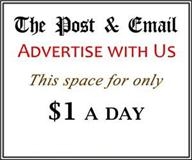 The Post & Email $1 ad