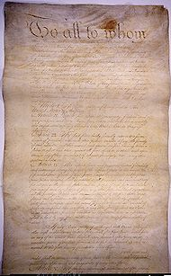 Articles of Confederation: Circular Letter to the States (1777)
