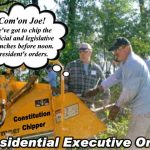 The Constitution – On the Edge of Extinction!