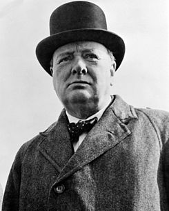 Second Update:  Breaking:  Is the Photo of the Bust of Sir Winston Churchill outside of the White House Treaty Room Fake?