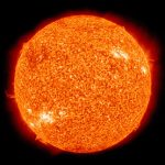 "Tattoo this: ""It's the Sun, Stupid!"""