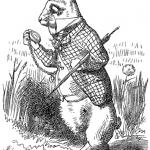 Alice in Wonderland Science