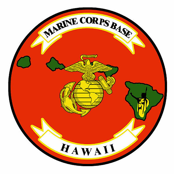 How Glad Were Marines in Hawaii to See Their Putative Commander-in-Chief?