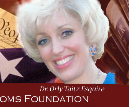 Atty. Orly Taitz Files Temporary Restraining Order Motion in Obama Eligibility Case