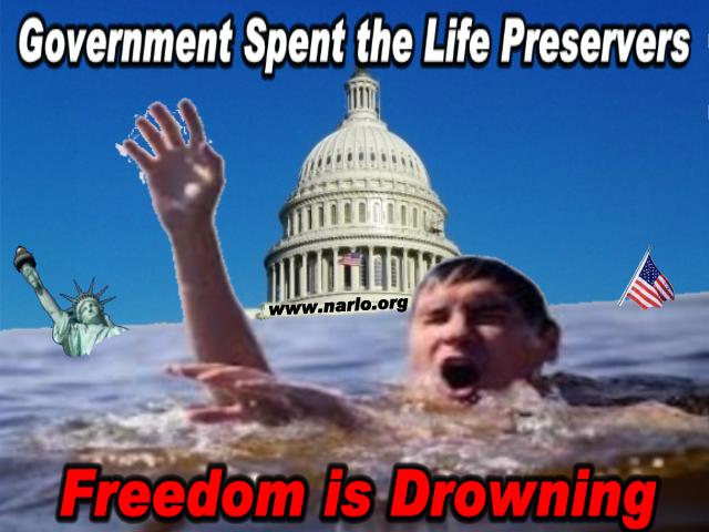 America – Either Swim, or Sink and Die!