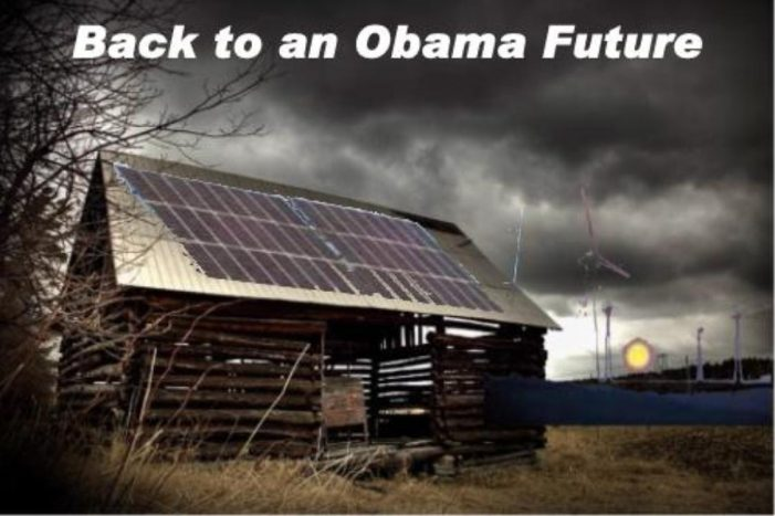 Back To The Future: The Obama Dynasty!
