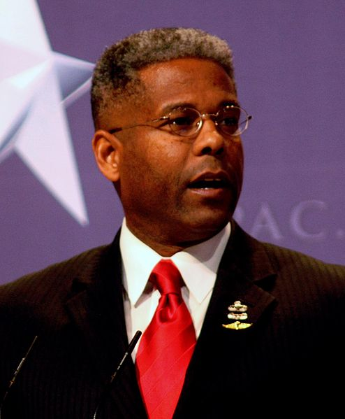 Open Letter to Allen West