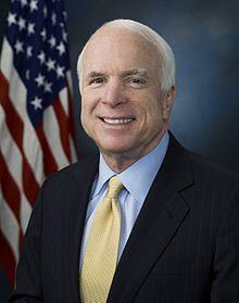 Manchurian Candidate John McCain