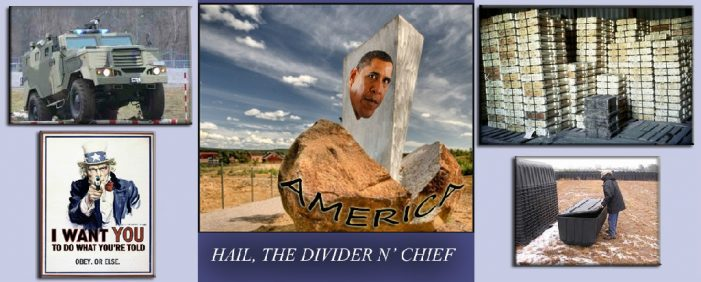 The Divider-in-Chief