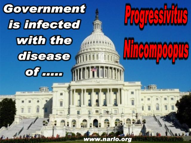 Government Is Infected With The Pus of Tyrannical Socialism
