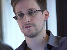 Snowden Welcomed in Basement Apartment