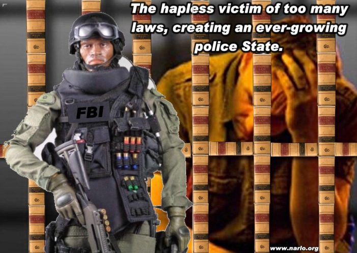 Laws, Taken To Absurdity, Become Slavery