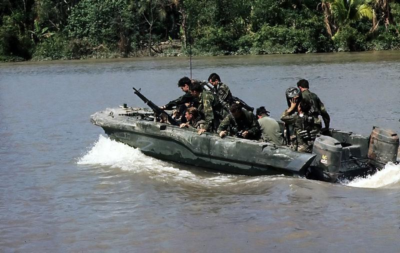 Navy SEALS in Viet Nam