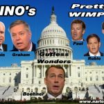 RINO's, Pretty Wimps and Gutless Wonders!