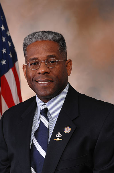 "Former Rep. Allen West Berates Obama for ""Phony Scandals"" Remark"