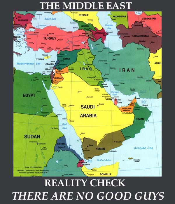 'America' Is Enemy-Beset