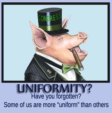 """""""Uniform"""""""