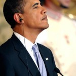 """Obama Complains of Republican """"Blackmail"""""""