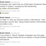 Breaking:  Report:  Obama a Member of The Muslim Brotherhood