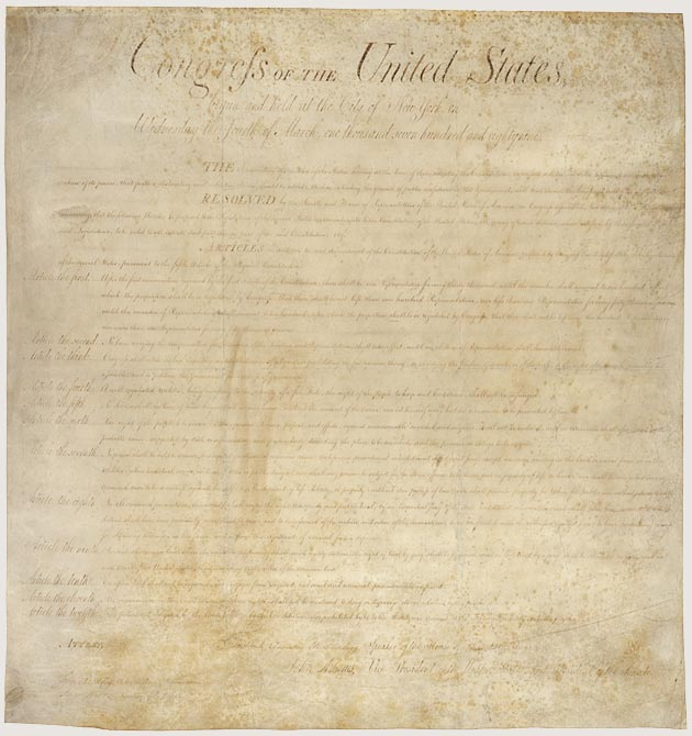 Constitutional Considerations