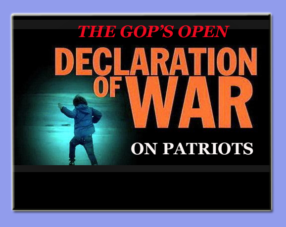 RINO'S Declare War on Conservatives and the Tea Party