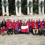 Sen. Ted Cruz Welcomes Honor Flight to World War II Memorial, Despite Obama's Tyranny