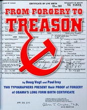 Birth Certificate Petitioner Publishes Preview of Upcoming Book on Obama Forgery