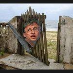 'Gates' Unhinged