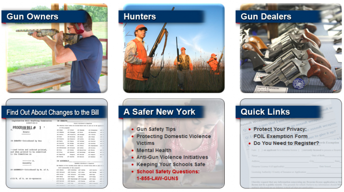Update on Effort to Repeal SAFE Act in New York State