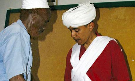 """Report:  Obama Accused of """"Crimes Against Humanity"""""""