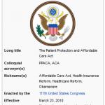 Obama Says No More Healthcare…No More Choice