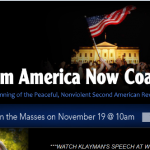 The Declaration of We the People: Independence Day, November 19, 2013