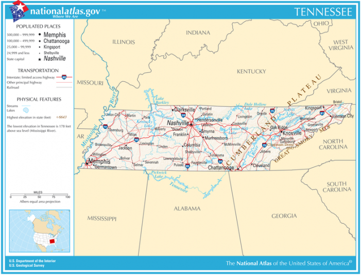 Is There a Sea Change Occurring in Tennessee?