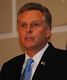 Secret Service Should Arrest Virginia Governor