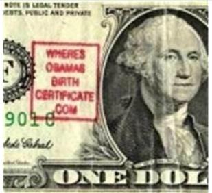 Exclusive:  Breaking:  WheresObamasBirthCertificate Visits Washington, DC on Obama Fraud