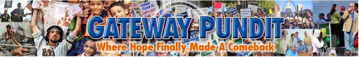 Gateway Pundit Hosts Obamacare Protest at Democrat Senator's Office Saturday